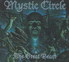 Mystic Circle ‎– The Great Beast - Label: Massacre Records ‎‎ - CD (2001)