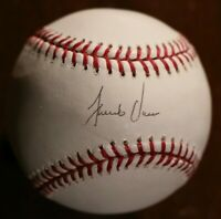 St. Louis Cardinals Fernando Vina Signed Autographed Baseball MLB Authenticated