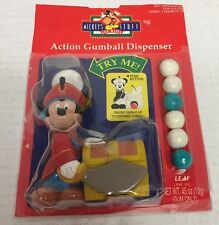 Mickey Mouse Mini Pirate Action Gumball Dispenser - Mickey's Stuff For Kids