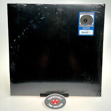 Metallica - Metallica Vinyl Record LP - Black Marbled Colored Vinyl - NEW