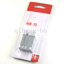 NB-7L NB7L Battery for Canon Powershot G10 G11 G12 SX30IS CB-2LZE