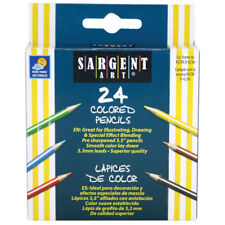 Sargent Art Half-Sized Colored