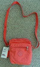 NWT Kipling Tally Small Travel Crossbody Phone Mask Tote Bag Grapefruit Tonal
