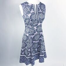 Maggy London Women's Dress Floral Lined Size 4 Sleeveless Stretch