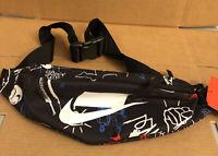 Nike Sportswear Heritage Fanny Pack Waist Hip AoP CQ6299-010 Bag Unisex Adult🔥