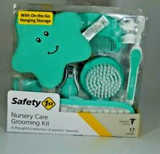 Safety 1st Nursery Health Care Kit 17 Pieces Nursery Care Grooming Kit