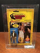 1982 Indiana Jones ROTLA 4 Back AFA 80 EMF3859