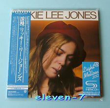 RICKIE LEE JONES Rickie Lee Jones JAPAN mini lp CD SHM brand new & still sealed