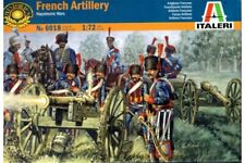 ITALERI 6018 1/72  Artillerie Française - French Artillery