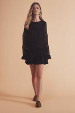 Tularose Berkley Dress Black Size S rrp £140 DH182 DD 03