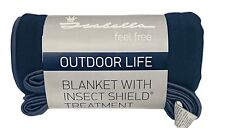 Caravan Accessories - Isabella Blanket With Insect Shield Treatment