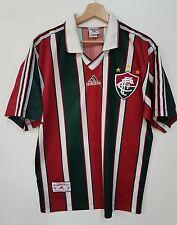 Maglia calcio Fluminense Adidas vintage 90 shirt camiseta soccer Fluminense