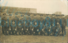 More details for ww1 brecknockshire battalion section photo and rnr sailor dale postmark