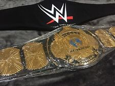 WINGED EAGLE CHAMPIONSHIP WRESTLING BELT WWE TITLE WWF HOGAN 4mm ADULT SIZE NEW