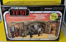 Jabba's Palace Play Set 2018 Hasbro Star Wars Return of the Jedi TVC