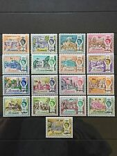 Lightly Hinged Postage Bermudian Stamps