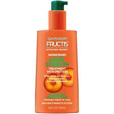 Garnier Fructis Damage Eraser Liquid Strength Treatment w/ Protein Damaged Hair