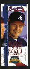 Atlanta Braves--1998 Round Tripper Booklet/Schedule--Atlanta Marriott