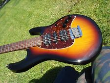 Music Man Silhouette HSH Piezo Electric Guitar 7.1 lbs