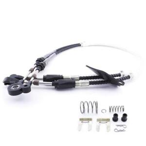 Hybrid Racing Performance Shifter Cables for 2006-2011 Honda Civic Si & K-Swap