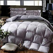 Cheeerrrs Dark Grey Down Alternative Comforter Lightweight Bedding Comforters.