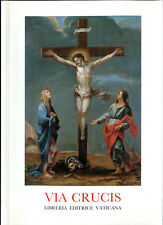 The Way of the Cross book by Cardinal Ratzinger - In German and Italian!