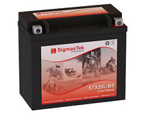Yamaha 660CC YFM660FA Grizzly, 2002-2008 Battery (Replacement) by SigmasTek