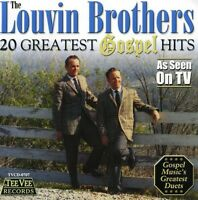 The Louvin Brothers - 20 Greatest Gospel Hits [New CD]