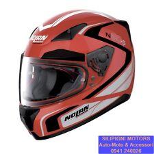 Casco Integrale Nolan N60-5 Practice Corsa Red 21 M