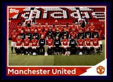 Merlin's Premier League 2018 - Team Photo Manchester United No. 198