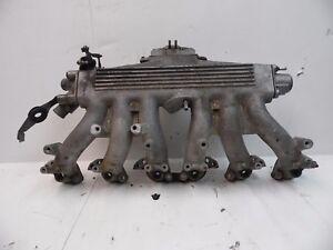 OEM 82-88 Jaguar XJS V-12 Engine Driver's Side Air Intake Manifold & Throttle