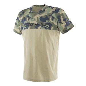 Dainese T-Shirt Camo-Tracks