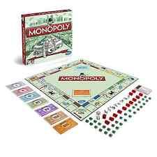 Hasbro Spiele 00009398 - Monopoly Classic Familienspiel