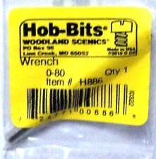 Hob-Bits H886 #0-80 Hobby Wrench (1) pc