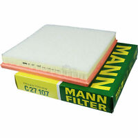 Original MANN-FILTER Luftfilter C 27 107 Air Filter