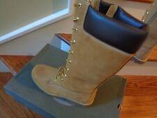 Timberland Junior's 14-Inch Tall Big Kid Waterproof Boots, TB083980 Size 8.5 NWB