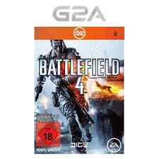 Battlefield 4 IV Key [PC Spiel] EA ORIGIN Digital Download Code BF4 [DE] [EU]