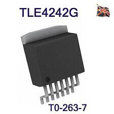 Controlador de LED Ajustable TLE4242G TLE4242 Infineon litix TM lineal TO263-7