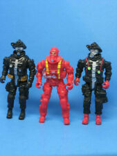 MILITARY FIRE FIGHTERS ACTION FIGURE LOT