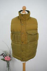 FILSON Down Cruiser Vest £295 Size Medium/Large 40/42 50/52 Mr Porter Gilet Wax