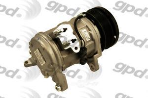 A/C Compressor-New Global 6512422