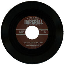 "DAVE BARTHOLOMEW  ""CAN'T TAKE IT NO MORE""    R&B CLASSIC MOVER"