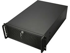 4U Rackmount Server Case or Chassis, 8 Included Cooling Fans, 15 x Internal Bays