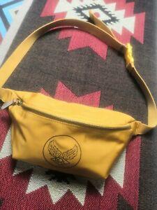 Double RL RRL Ralph Lauren Military Fanny Pack Waist Bag