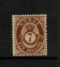 Norway SC# 21, Used - S9202