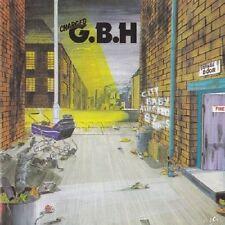 G.B.H. City Baby Attacked By Rats CD+Bonus Tracks NEW SEALED Punk Time Bomb+