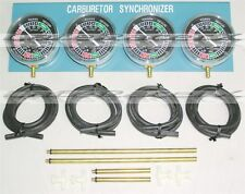 Carburetor Synchronizer 4 Carbs Motorcycle 4 Cylinder Engines Carb Sync Tuner