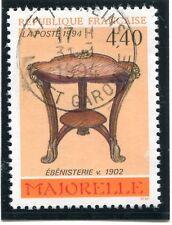 TIMBRE FRANCE OBLITERE N° 2856 ART / EBENISTERIE / Photo non contractuelle