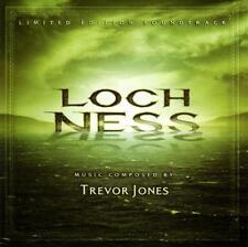 LOCH NESS (MUSIQUE DE FILM) - TREVOR JONES (CD)