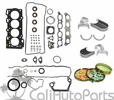 00-06 Toyota Celica GTS Corolla XRS 1.8L 2ZZGE FULL SET RINGS MAIN ROD BEARINGS